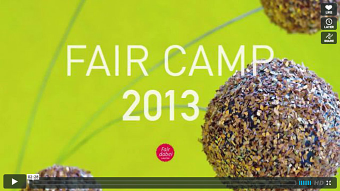 Screenshot Fair Camp 2013 rückblick