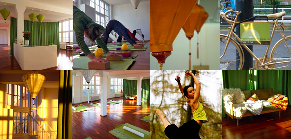 PilatesSalon Berlin Collage