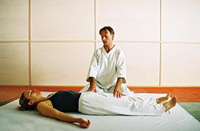 Jochen Knau, Zen Shiatsu