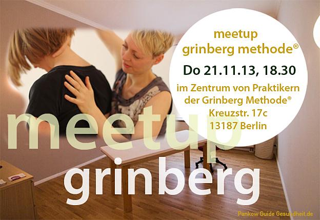 MeetUp Grinberg Pankow Guide Gesundheit
