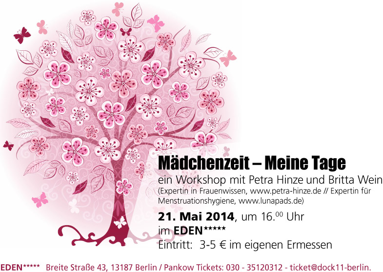 Plakate Maedchenzeit