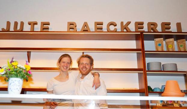 Jute Baeckerei Friedrich und Freda