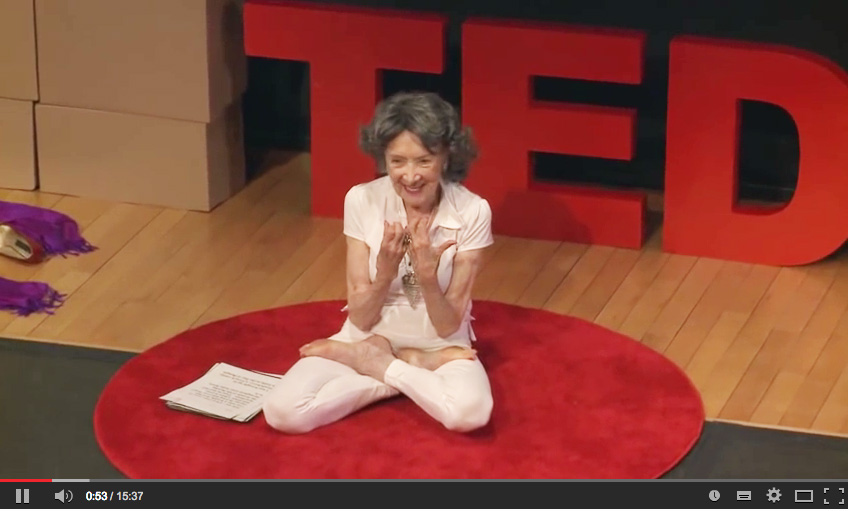 Oldest yoga teacher of america