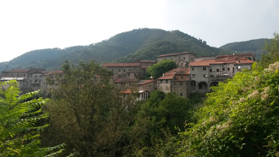 Dorf Petra Hinze Frauenreise