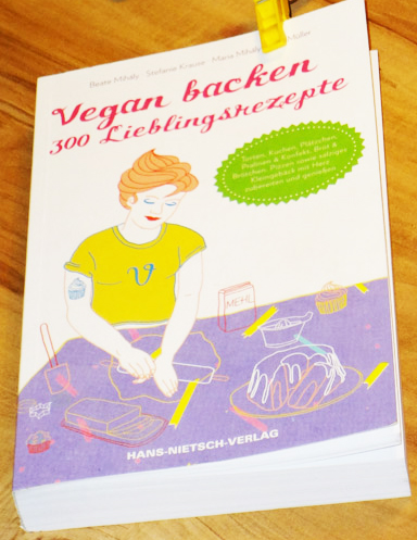 Buch Vegan Backen 300 Lieblingsrezepte